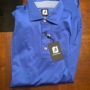 FootJoy Shirts - FootJoy ProDry Performance Stretch Pique GolfShirt